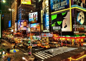 Улицы_ночного_Нью-Йорка