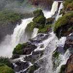 Водопады в Америке