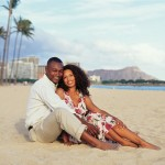Отдых туристов на пляжах Америки