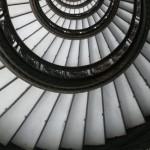 Чудная лестница в США