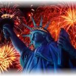 Празднование дня свободы