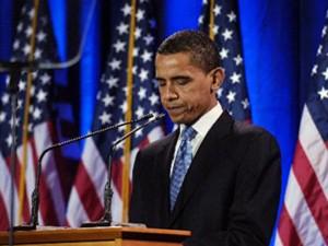 Президент США Барак Абама