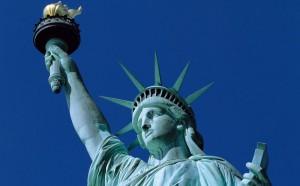 Статуя Свободы сблизка