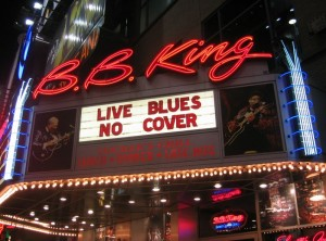 Блюзовый клуб BB King Blues