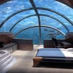 Подводный отель Jules' Undersea Lodge