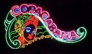 Элегантный клуб Copacabana