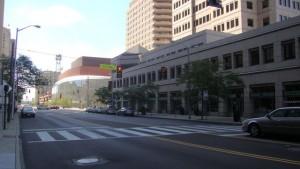 Улица в Мемфис