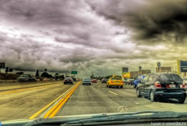 Ураган_штат_Калифорния_фото