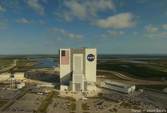 Здание_NASA_Флорида