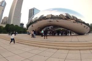 Миллениум_парк_Чикаго_фото