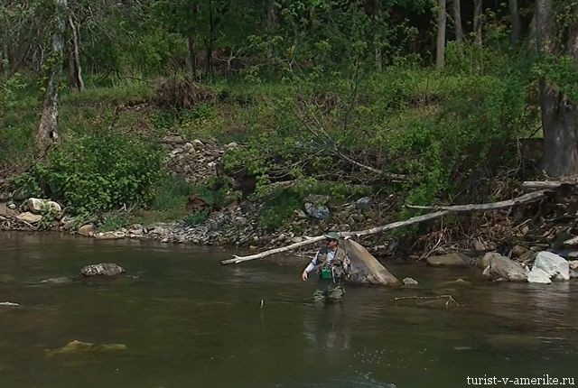 Рыбалка_в_штате_Северная_Каролина