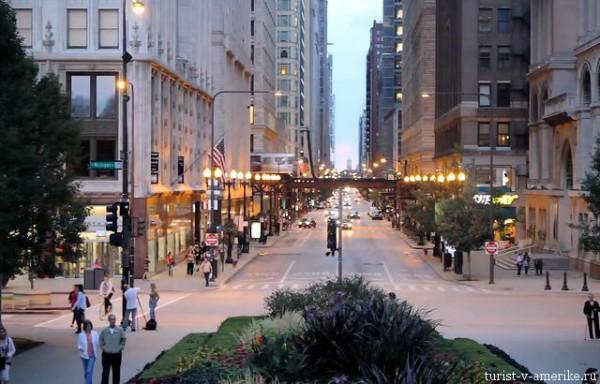 Улицы_Чикаго_фото