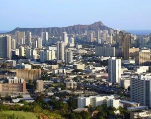 Панорама_Гонолулу
