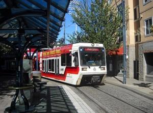 Трамвай_в_Портленде