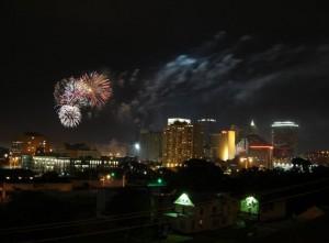 Фейерверк_в_Оклахома-Сити