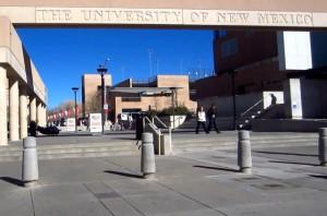 Albuquerque's University of New Mexico
