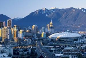 Ванкувер_на_фоне_гор