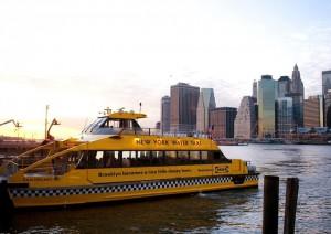 Водное_такси_в_Нью-Йорке