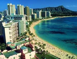 Гавайский_пляж