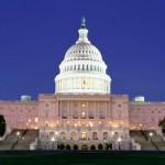 Капитолий в Вашингтоне