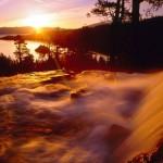 Озеро Тахое в Калифорнии