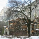 Отель в национальном парке Йосемити