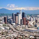 Панорама Лос — Анджелеса