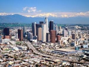 Панорама_Лос-Анджелеса