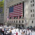 Уолл — Стрит в Нью — Йорке