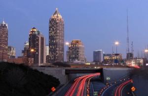 Атланта_ночью