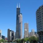 Башня Уиллиса в Чикаго
