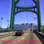 Разметка_дороги_на_мосту_в_Америке