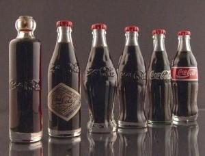Эволюция_бутылки_Кока_Кола