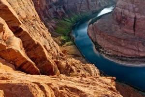 Река_в_Глен_Каньон