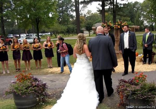 Американская свадьба _ American wedding