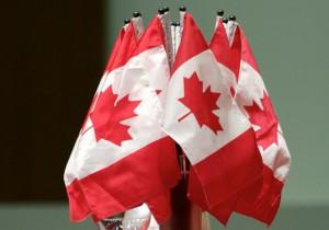 Канадские_флаги