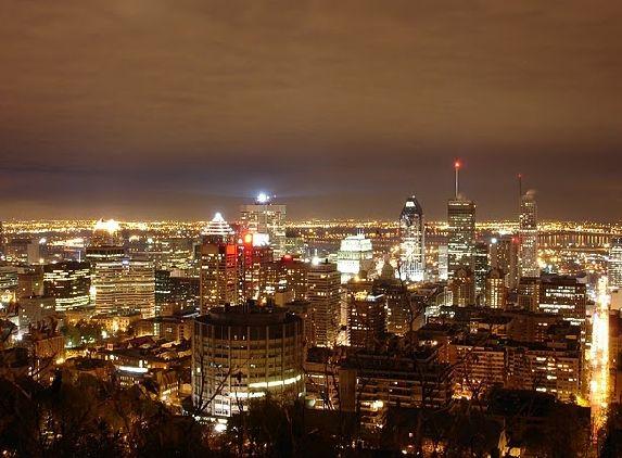 Ночной_Монреаль