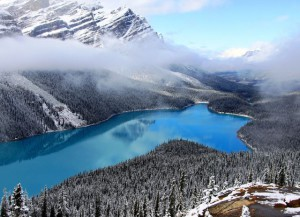 Горы_зимой_в_Канаде