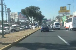 Via Morelos, Estado de Mexico
