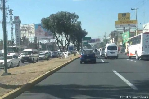 Via Morelos, Estado de Mexico