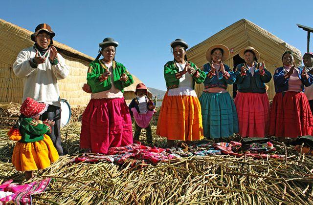 Жители_перуанской_деревни