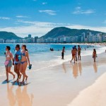 Копакабана-самый знаменитый пляж
