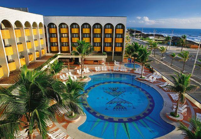 Отель_с_бассейном_Форталезы_в_Бразилии