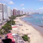 Бразильский курорт Форталеза