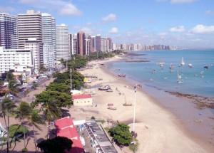 Пляж_Форталезы_Бразилия