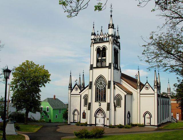 Церковь_в_Луненберге_Канада