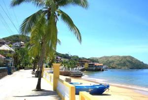 Пляж_на_острове_Табога_Панама