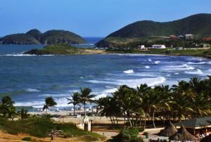 Пляж_отеля_в_Венесуэле