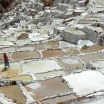 Соляные бассейны в Марасе