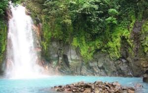 Водопад_в_заповеднике Каньо-Негро